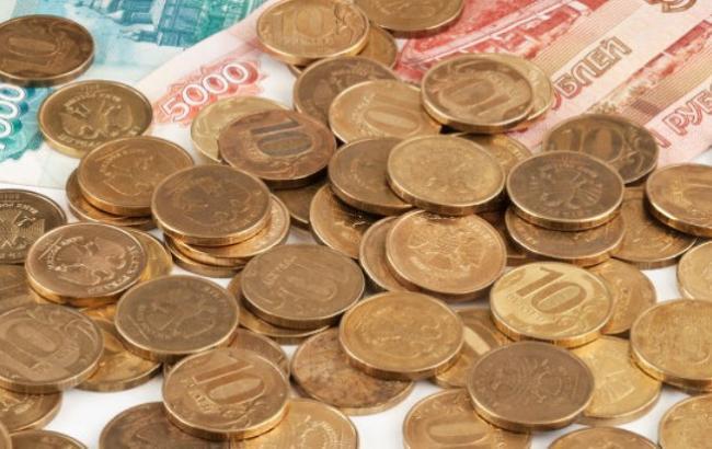 Фото: российский рубль
