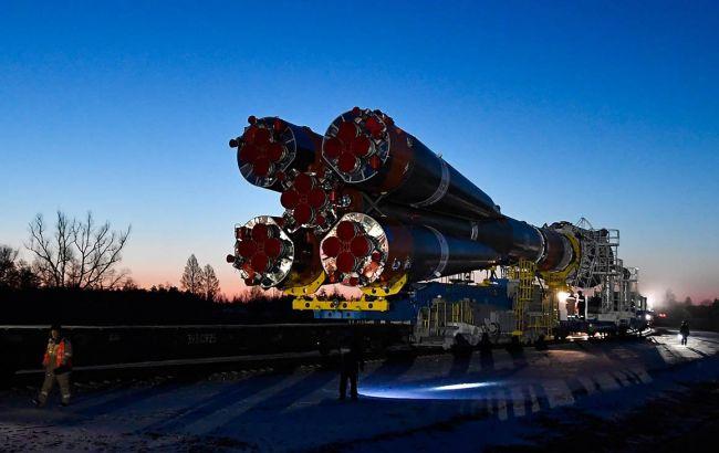 Фото: ракетные двигатели (ТАСС)