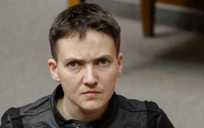 ВРаде отказываются сидеть рядом сСавченко