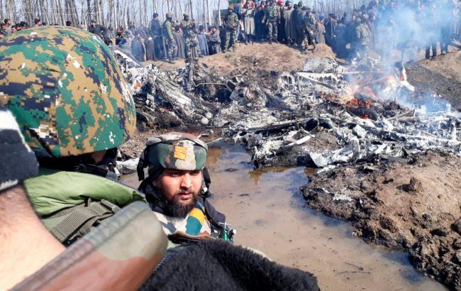 ВВС Пакистана сбили два военных самолета Индии