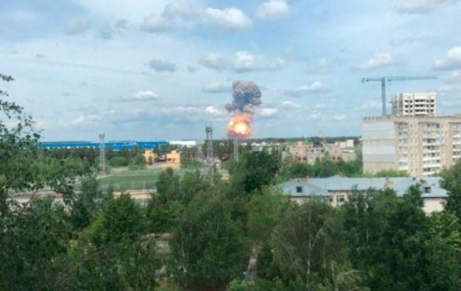 В России уточнили число пострадавших от взрыва в Дзержинске