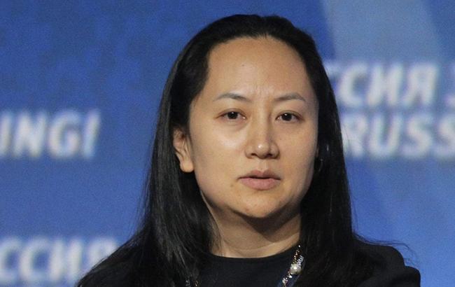 Китай вимагає від Канади негайно звільнити головну фінансистку Huawei