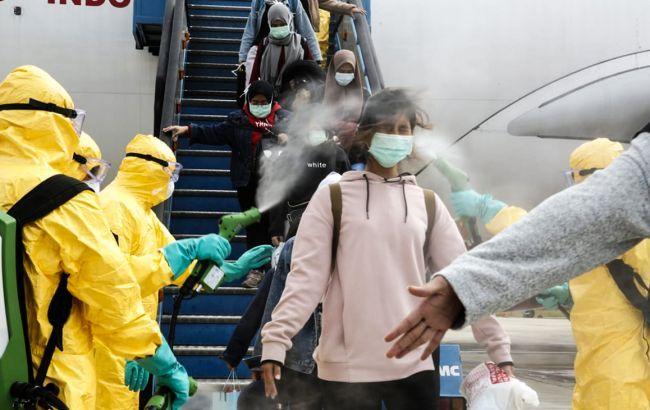 Перший випадок зараження коронавірусом підтвердила ще одна країна