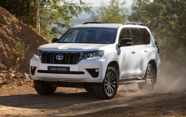 Toyota откладывает выпуск нового Land Cruiser Prado