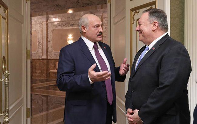 Лукашенко в разговоре с Помпео назвал Россию главным союзником Беларуси