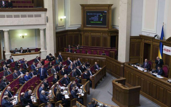 Рада заборонила вкладникам банків достроково знімати депозити