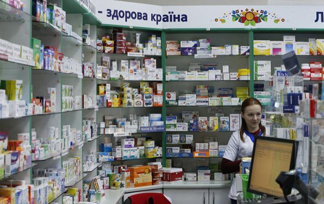 Фото: лекарства (УНИАН)