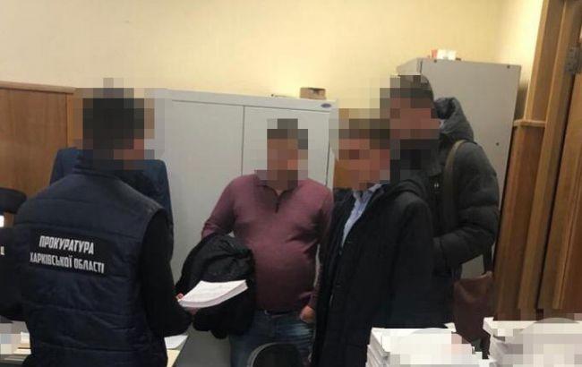 ГБР подозревает директора лесхоза в нанесении 4 млн гривен убытков государству