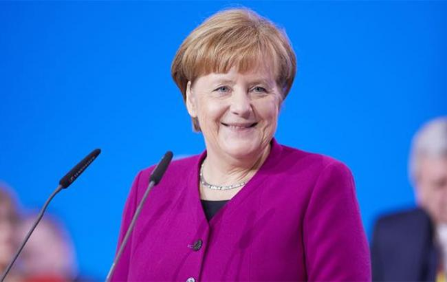 Фото: Ангела Меркель (facebook.com-AngelaMerkel)