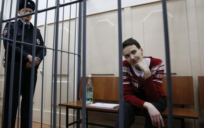 Адвокат: зараз йдуть переговори по відправці Савченко додому