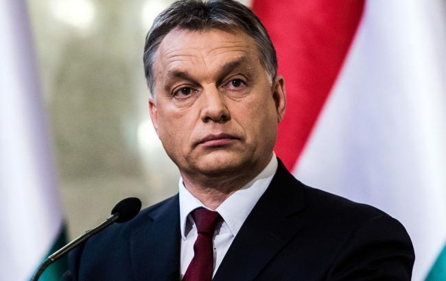 Порошенко иОрбан обсудили двойное гражданство для венгров вгосударстве Украина