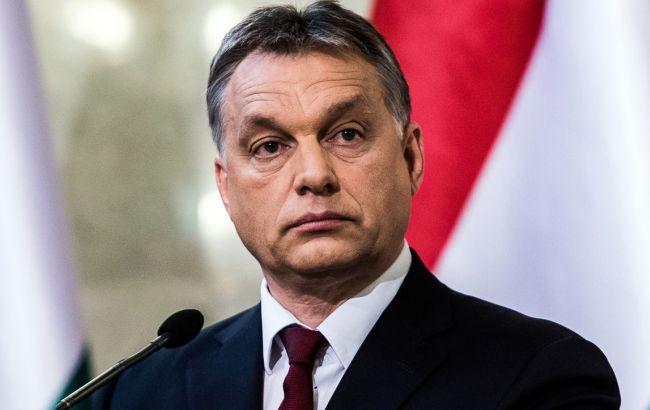 Фото: прем'єр-міністр Угорщини Віктор Орбан