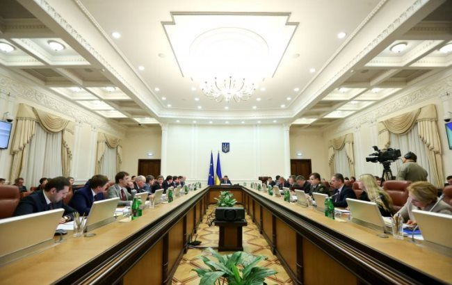 Фото: засідання Кабміну (УНІАН)