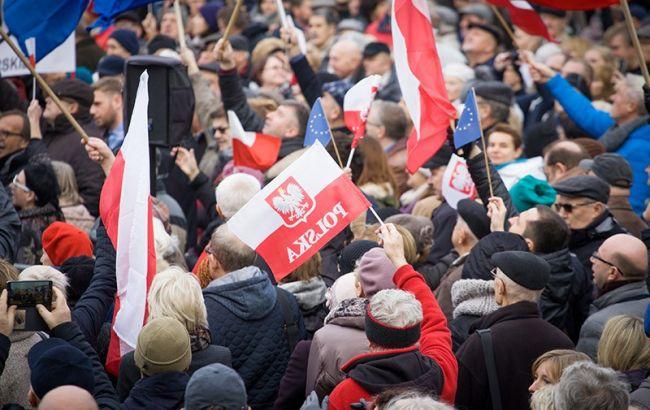 Фото: 44% поляків назвали Росію загрозою