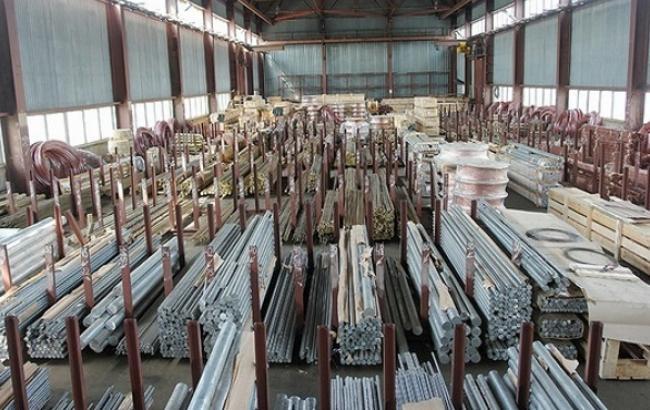Боевики вывезли из Донецка более 300 тыс. тонн металлопроката