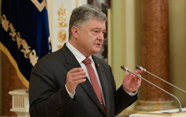 Ієрархи УПЦ МП на зустрічі з Порошенком заявили про тиск Москви