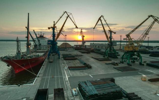 """Фото: Порт """"Ольвія"""" (nikvesti.com)"""