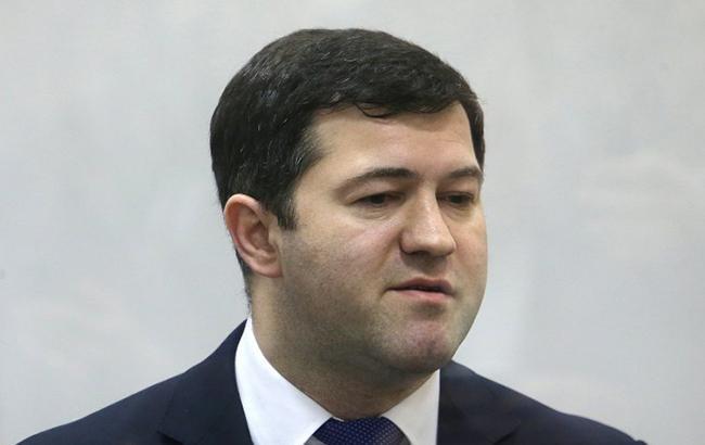 САП вручила обвинувальний акт Насірову