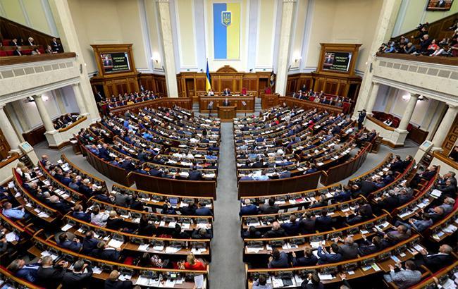 Рада сьогодні розгляне законопроекти по реінтеграції Донбасу