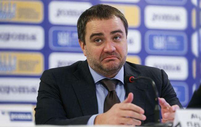 """""""Динамо"""" за неявку в Маріуполь зарахують технічну поразку, - Павелко"""