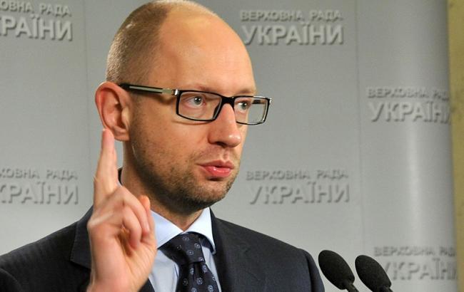 Яценюк пригрозил новой коалицией в Раде, если его отправят в отставку