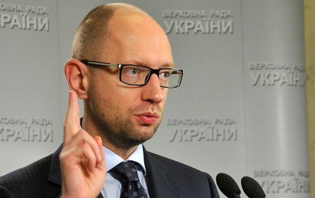 Яценюк предлагает передать наиболее коррумпированные таможни в управление иностранным компаниям