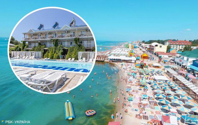 Бюджетный отдых, чистое море и развлечения: в Железном Порту в августе - аншлаг туристов