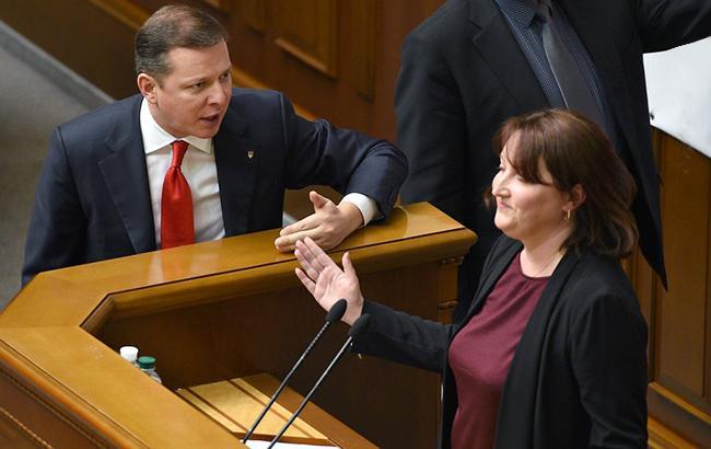 Депутаты считают, что Наталья Корчак не соответствует занимаемой должности главы НАПК