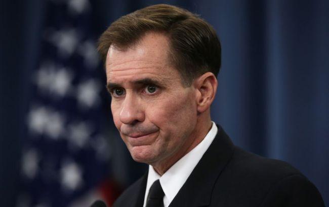 Фото: Джон Кирби прокомментировал возможность новых переговоров из Россией