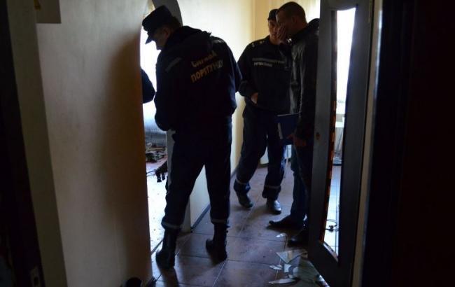 У Миколаєві в житловому будинку вибухнула граната, постраждав чоловік