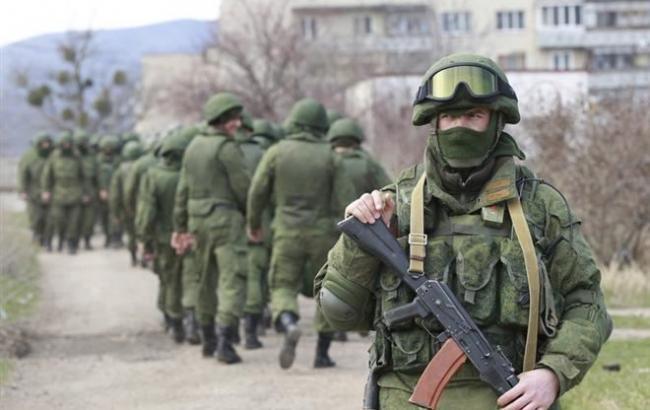 Разведка сообщает о 2 погибших и 11 раненых военных РФ на Донбассе