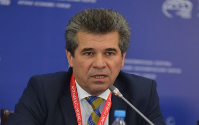Фото: и. о. главы Госслужбы занятости Валерий Ярошенко