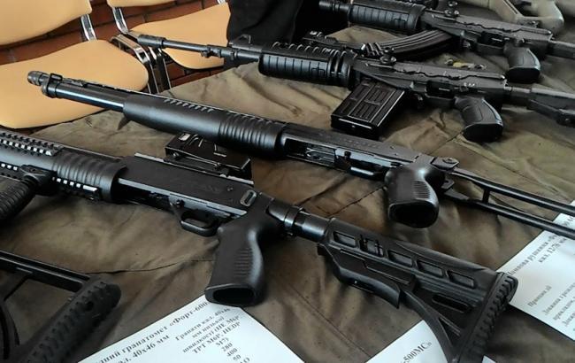 Фото: українська зброя
