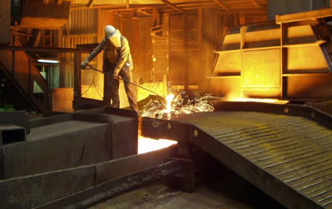 Украина в октябре сохранила 12 место среди мировых производителей стали - 1,87 млн т, - Worldsteel