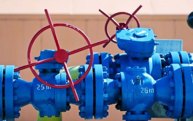 Фото: газовий вентиль (УНІАН)
