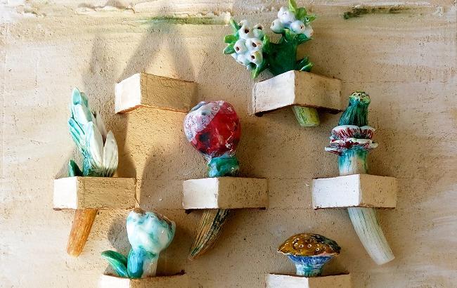 """Выставка """"Современная керамика в интерьере"""" (фото: пресс-служба)"""