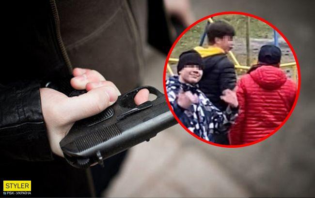 """Банда львівських малоліток стріляла у дітей прямо на ігровому майданчику: """"шайка мутантів"""""""