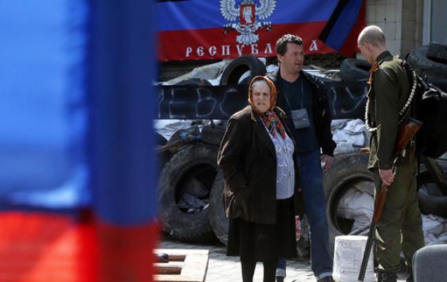 Жителі Донбасу просять ОБСЄ забезпечити спостереження за мирними мітингами, - РНБО