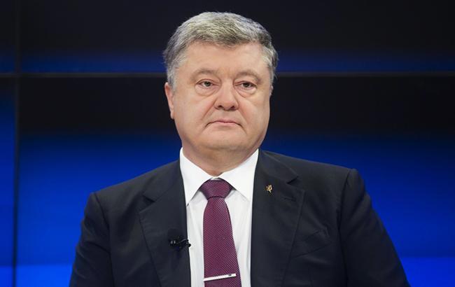 Порошенко анонсував засідання РНБО щодо санкцій проти Росії
