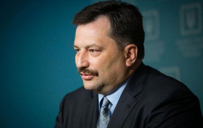 ВКиеве разбился заместитель руководителя администрации президента Украинского государства