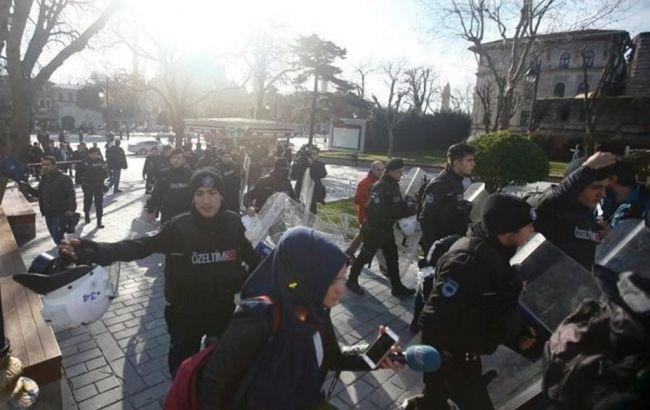Вибух у Стамбулі: українців серед постраждалих немає