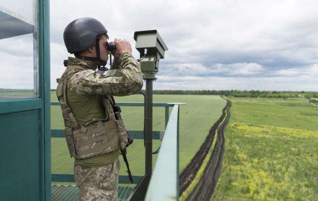 Пограничники усилили меры безопасности на линии разграничения из-за ситуации в ОРДЛО