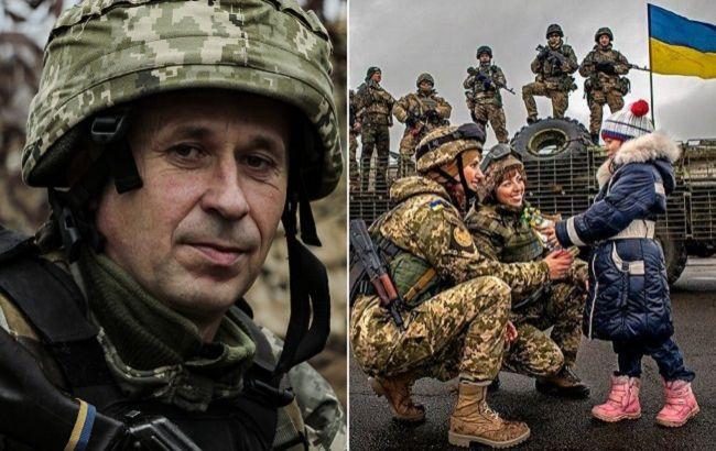 Пишаємося українським військом: волонтери у День ЗСУ показали потужне відео