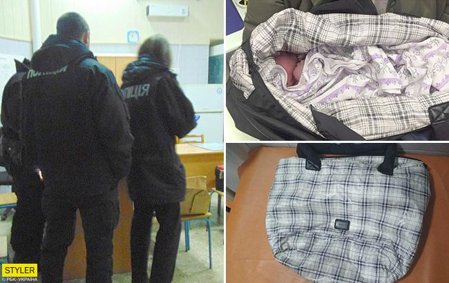 У Києві знайшли немовля: поліція шукає його мати