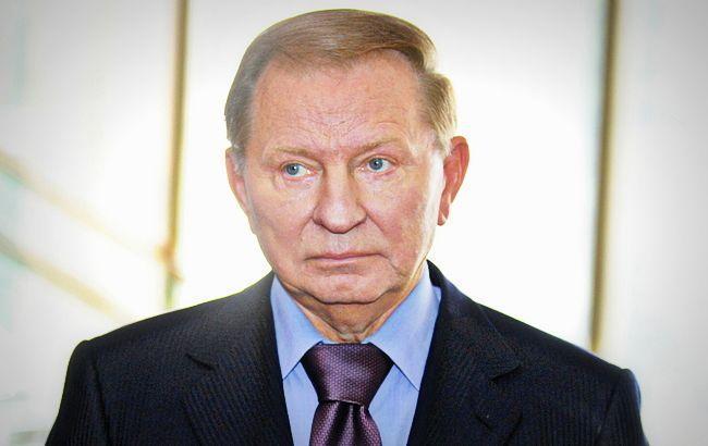 Кучма снова непоехал вМинск на совещание контактной группы