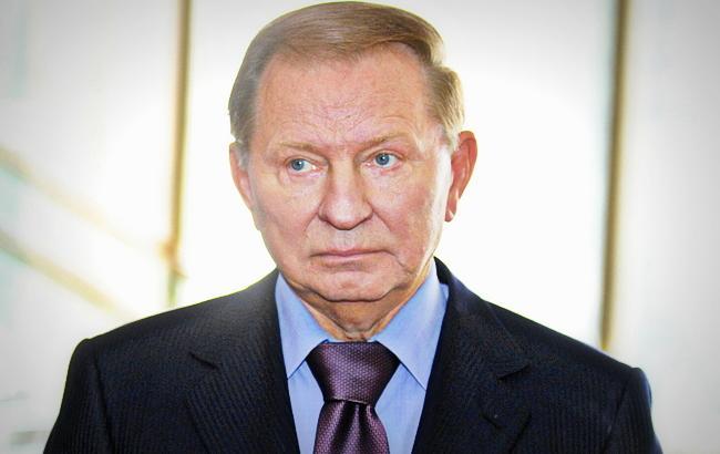 Кучма прибыл вМинск напереговоры поДонбассу 23ноября 2016 11:26