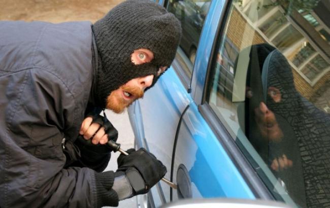 В Украине за 10 мес. количество угонов автомобилей увеличилось в два раза - до 10,1 тыс. случаев