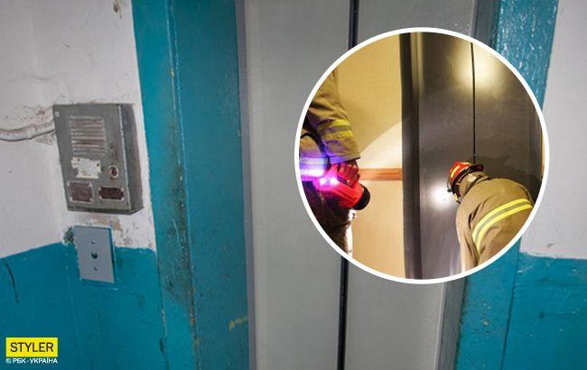 У Дніпрі обірвався ліфт з людиною: ніхто з сусідів не захотів допомогти постраждалій