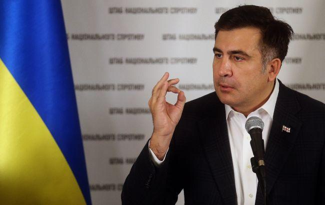 Военная прокуратура просит Саакашвили расследовать коррупцию среди его подчиненных