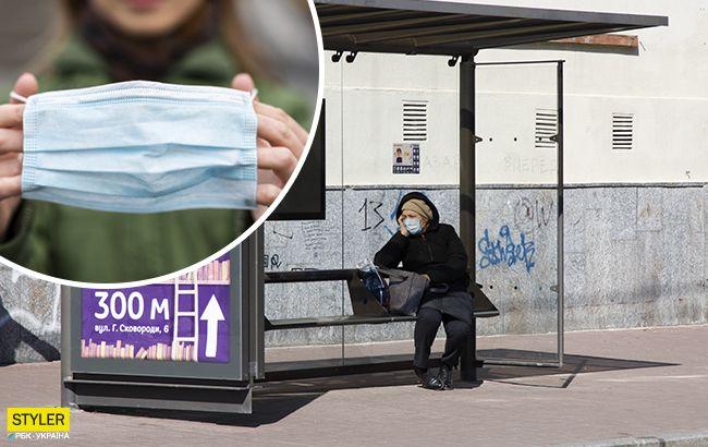 Карантин в Украине: где маску носить обязательно и какие штрафы за нарушение правил